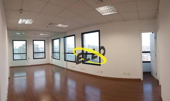 Sala Para Alugar, 87 M² Por R$ 4.500,00/mês - Alphaville Industrial - Barueri/sp - Sa0250