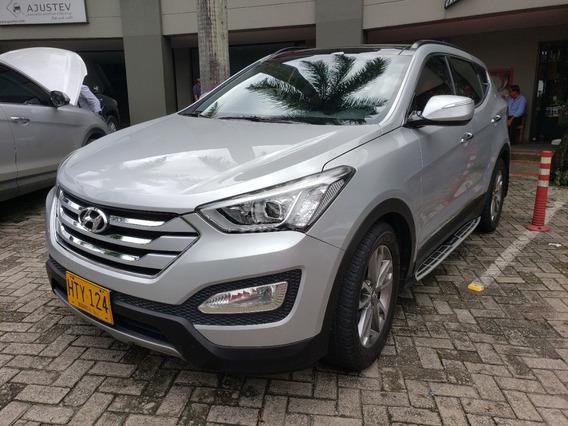 Hyundai Santa Fe 4x4 7ptos 2014 2014