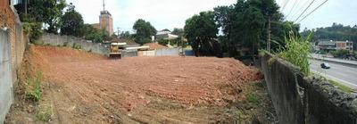 Terreno Em Vila Santo Antônio, Cotia/sp De 0m² Para Locação R$ 5.000,00/mes - Te120294
