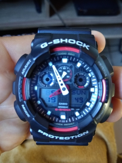 Relogio Casio G-shock Ga-100 Original