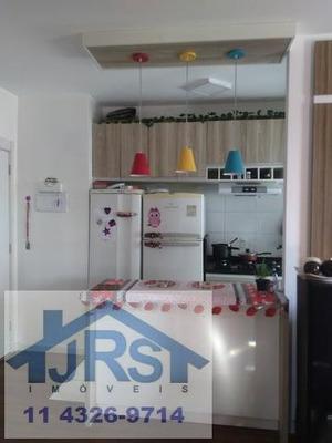 Apartamento Com 2 Dormitórios À Venda, 51 M² Por R$ 286.000 - Vila São João - Barueri/sp - Ap2095
