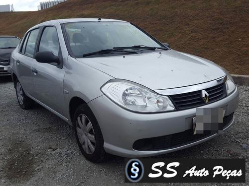 Sucata Renault Symbol 2012  - Somente Retirar Peças