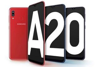 Samsung Galaxy A20 32gb 3gb Ram Liberado Envio Gratis