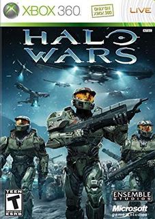 Halo Wars Xbox 360 Subtítulos En Español Usado.
