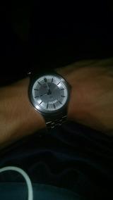 Relógio Orient Prata Refinado Original
