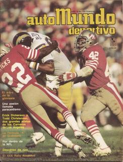 Revista Colección Automundo Deportivo #174 Febrero 1985