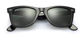 Óculos De Sol Ray Ban Wayfarer Rb2140 Masculino Feminino
