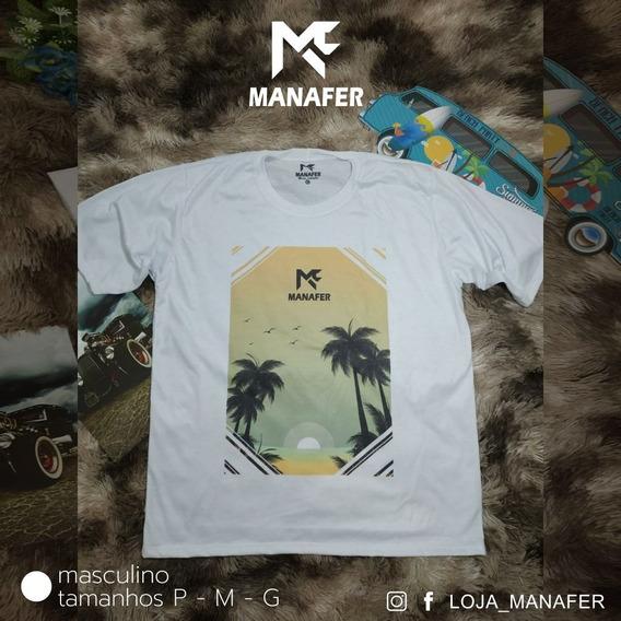 Camiseta Original Manafer Praia