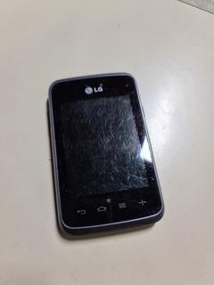 Celular LG L20 Dual 2 Chip D105f Desbloqueado Sem Acessórios