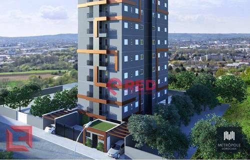 Imagem 1 de 9 de Apartamento À Venda Por R$ 211.000,00 - Sky Life Rooftop - Sorocaba/sp - Ap0301