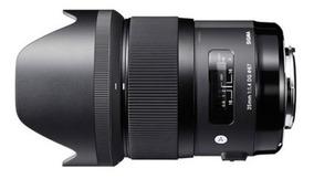 Lente Sigma 35 Mm 1.4 Art Para Nikon (excelente Estado)