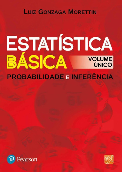 Estatística Básica - Probabilidade E Inferência