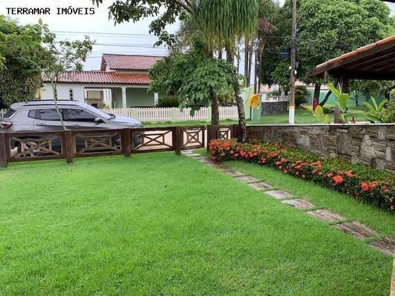Casa Em Condomínio Para Venda Em São Pedro Da Aldeia, Balneário São Pedro, 4 Dormitórios, 4 Suítes, 6 Banheiros, 2 Vagas - Cc 214_2-1007863