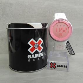 Relógio Feminino Digital X Games Mod: Xfppd040 Bxbr ( Nf)
