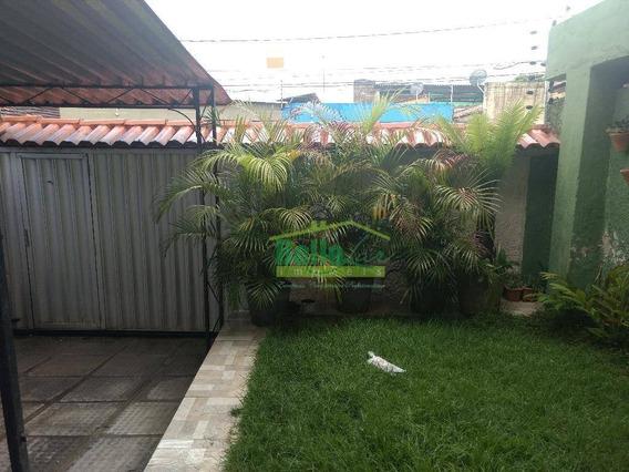 Casa À Venda, 200 M² Por R$ 550.000,00 - Casa Amarela - Recife/pe - Ca0085