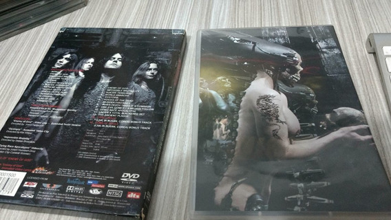 Kreator Enemy Of God Revisited Dvd