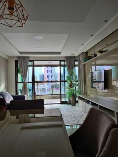 Apartamento A Venda, Manaíra - 38387