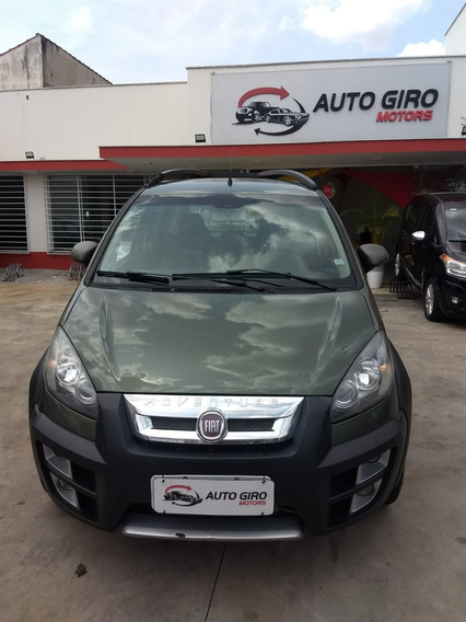 Fiat Idea 1.8 Mpi Adventure 8v Flex 4p Automatizado