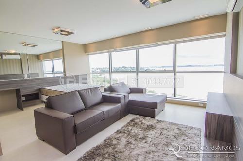 Apartamento, 1 Dormitórios, 43.5 M², Cristal - 148641