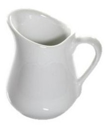 Complemento Cremera Anfora 6.6 X 5.3 En Porcelana