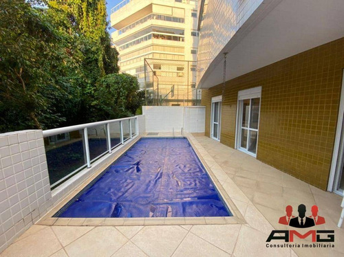 Imagem 1 de 24 de Apartamento Com 4 Dormitórios À Venda, 191 M² Por R$ 2.150.000,00 - Riviera - Módulo 7 - Bertioga/sp - Ap1954