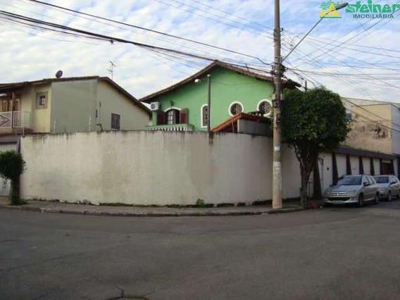 Venda Sobrado 4 Dormitórios Jardim Santa Clara Guarulhos R$ 750.000,00 - 28346v