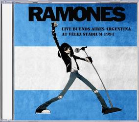 Ramones - Estadio Vélez Sarsfield 1994
