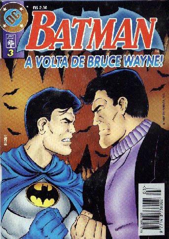 Imagem 1 de 2 de Batman 3 Dc Comics Abril Jovem 1997
