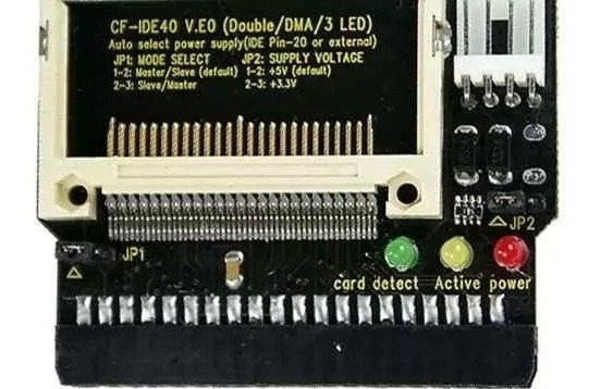 Leitor Compact Flash Xlink
