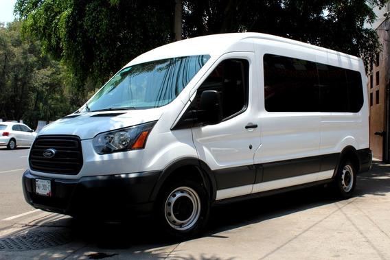Ford Transit 15 Pasajeros 2015