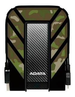 Disco duro externo Adata HD710M AHD710M-1TU3 1TB camuflaje