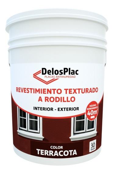 Revestim Sin Interes Rodillo Terracota 30kg (tipo Tarquini)