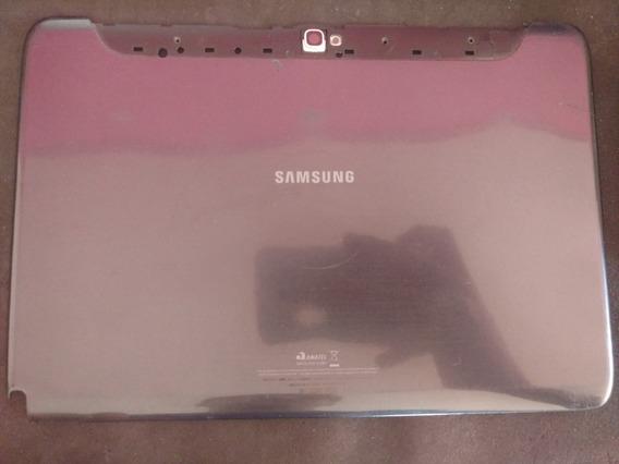 Tampa Traseira Tablet Samsung Galaxy Note 10.1 N8000 - Usada
