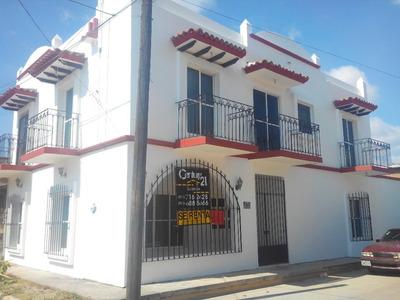 Casa Amueblada En Renta Asuncion Ixtaltepec, Oax.