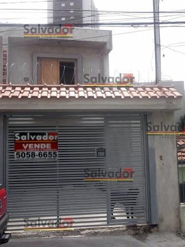 Casa Sobrado Novo Para Venda, 3 Dormitório(s), 160.0m² - 3464