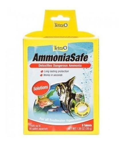 Ammoniasafe  8 Tabletas