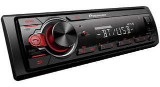 Radio Pioneer Mvh-s215bt Bluetooth Usb Aux Control Subwoofer