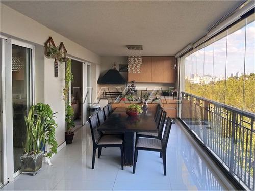 Imagem 1 de 15 de Espetacular Apartamento A Venda Em Condomínio De Alto Padrão - Mi84779