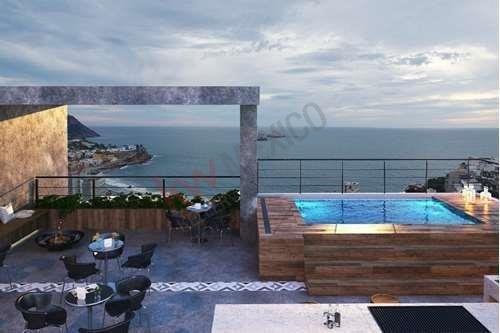 El Faro Luxury Condos, Condominios En Preventa Con Vista Al Mar