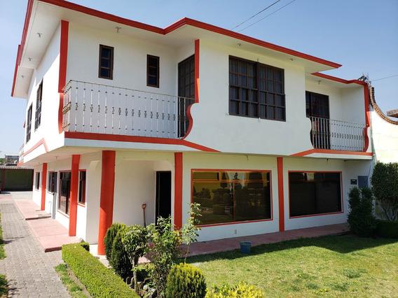 Casa En Planta Alta Amecameca
