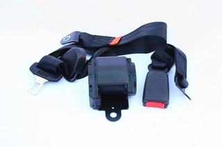 Cinturón De Seguridad 3 Puntos Inercial Trasero - Nolin