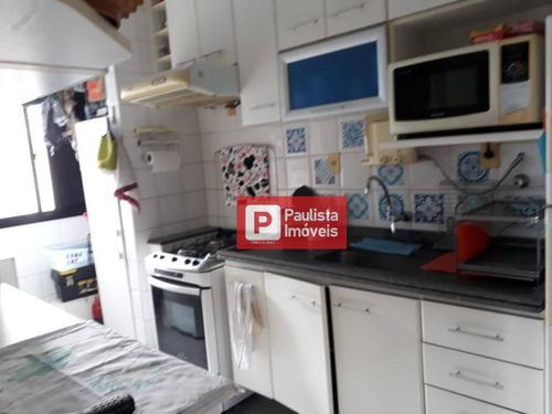 Apartamento À Venda, 72 M² Por R$ 550.000,00 - Aclimação - São Paulo/sp - Ap29374
