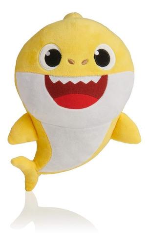 Muñeco Oficial De Baby Shark Bebe Tiburon Musical Original