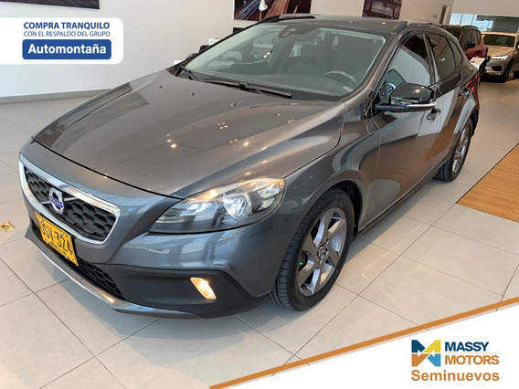 Volvo V 40 T5 2.5cc Awd Crosscountry, 254hp & 300 N/m Torque