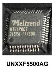 Wt61p807 Gravado Para Tvs Samsung - Escolha O Modelo