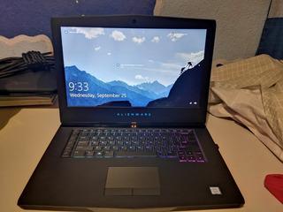 Dell Alienware 15 R4 I7 Nvidia Gtx 1060 6gb 250ssd 16gb Ram