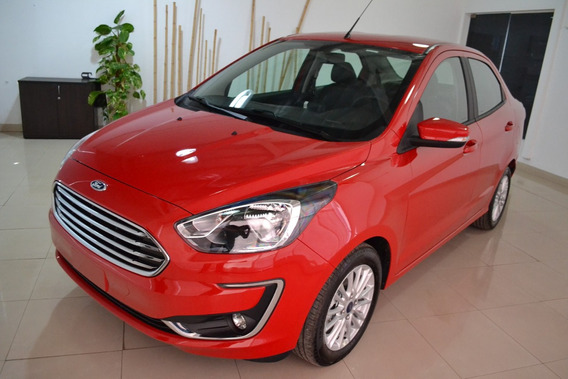 Ford Ka 1.5 Sel At 2020 0 Km Nafta Sedan // Forcam Cg