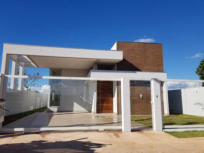 Casa No Condomínio Alto Da Boa Vista 3 Suítes