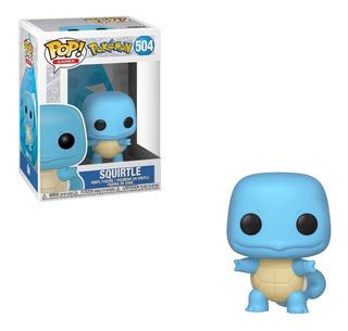Funko Pop! Pokemon: Squirtle #504