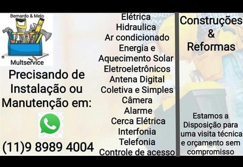 Bernardo E Melo Multservice Oferece Prestação De Serviços